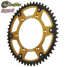 Supersprox Rear Stealth Sprocket For Yamaha WR 250 2008 - ON WR 250X 2008 - ON