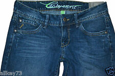 NEU EDC BY ESPRIT JEANS WASHED-USED JEANS DAMEN PLAY FIT BOOTCUT