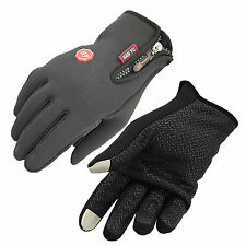 Anti-slip Sport Cycling Climing Winter Touch screen Gloves Outdoor sport Men New