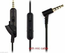 Replacement Audio Control Cable Cord For Bose QuietComfort QC2 QC15 Headphone