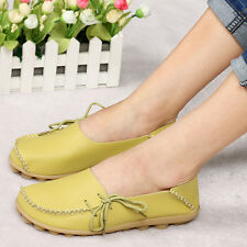 Womens Fashion Casual Low to help Ballet Flats Oxford Moccasin Shoes Loafer