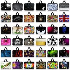 "10"" Laptop Sleeve Bag Case Cover +Hide Handle For RCA Pro10 10"" inch Tablet PC"