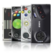 STUFF4 Phone Case/Cover for Sony Xperia T3 /Games Console