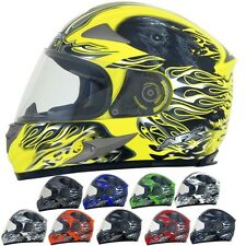AFX FX-90 Reaper Street Riding Road Sport Bike Protection Motorcycle Helmets