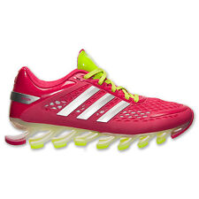 Youth / Womens Adidas Springblade Razor Running Sneakers New, Pink Fusion M20248