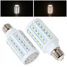 1600LM E27 60X 5050 SMD LED Light 15W Warm White / White Corn Bulb Home Lamp