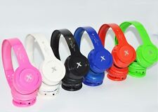 Pro Bluetooth Headphone Sports Wireless Headset earphone Subwoofer For cellphone