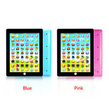Toy Tablet Pad For Children Kid Gifts Learning English Educational Teach Toy