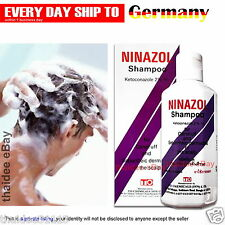 100ml Ketoconazole Shampoo for Dandruff Seborrheic Dermatitis of Scalp= Nizoral