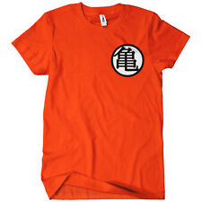 Goku's Training Mens T-Shirt Tee Dragon DB Ball Anime Z Saiyan Super Roshi