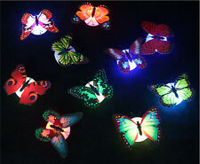 Chic Trendy 1x7Color Changing Beautiful Multi-Shape LED Night Cute Classic Lamp
