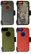 NEW! Otterbox defender case for iphone 5 With Belt Clip
