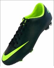 NIKE MERCURIAL VICTORY III FG FIRM GROUND SOCCER SHOES FOOTBALL SEAWEED/VOLT