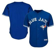 NWT Majestic Toronto Blue Jays Big & Tall Mens Replica Jersey - Royal Blue