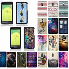 For HTC Desire 610 Design Slim Fit Hard Phone Case Cover