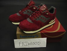 SAUCONY COURAGEOUS - PREMIUM SUEDE PACK RED S70162-1