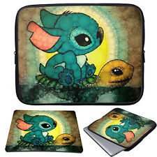 """Laptop Neoprene Sleeve Case Bag +Mouse Pad for 11 13 15"""" Macbook Air/Pro HP Dell"""