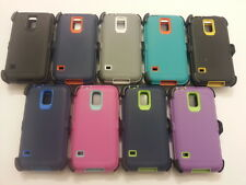 New Defender Series Case & Belt Clip Holster for Samsung Galaxy S5