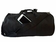 "Yoga ROLL BAG Duffle Duffel Bag Travel/Gym/Carry-On Sport Gym Bag 18"" ALL COLOR"