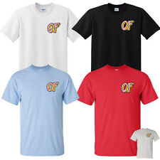 OFWGKTA INSPIRED ODD FUTURE DOUGHNUT T SHIRT TEE TOP TYLER THE CREATOR