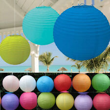 """4""""8""""16"""" Genuine Chinese Paper Lantern Lamp Decoration Classic Delicate Dainty"""