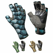 Buff Pro Series Angler Gloves II Outdoor Gear Water UPF Protection NEW