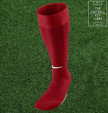 Nike Football Socks - Red - Nike Park III Sports Socks - Boys - Size 2-5