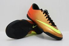 NIKE MERCURIAL VICTORY IV IC INDOOR SOCCER SHOES FOOTBALL SUNSET.