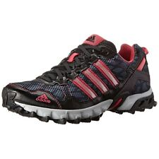 Adidas Thrasher 1.1 Women Running Shoes Black Pink Trail Sneakers C76331 NEW