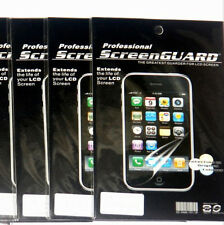 10x Clear LCD Guard Screen Protector Film Cover FOR Samsung Phones 2015