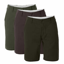 NEW MENS CHINO SHORTS BOTTOMS KNEE LENGTH CARGO PANTS COTTON CASUAL SUMMER STYLE