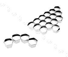 4/16PCS ABS CAR VEHICLE WHEEL NUT BOLT COVERS FOR PEUGEOT CITROEN PICASSO