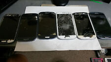 Samsung Galaxy S III Lot (Sprint) (Other) Smartphone Non Working As-Is