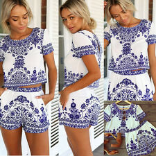 Sexy Women Ladies Summer Clubwear Playsuit Bodycon Party Jumpsuit&Romper Trouser