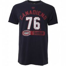 NHL Montreal Canadiens PK Subban Cornerstone Player Tee (Old Time Hockey)