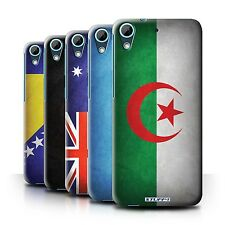 STUFF4 Back Case/Cover/Skin for HTC Desire 626/Flags