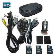 720P HD Small Mini Key Chain Cam 808 Video Camcorders AV-Out with 8 16 32GB Card