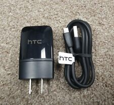 New OEM Original HTC ONE M8 M7 REMIX Charger TC P900 US FAST Charger US GENUINE