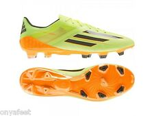 MENS ADIDAS F50 ADIZERO TRX FG UCL FOOTBALL BOOTS FOOTY MEN'S STUDS SPIKES SHOES