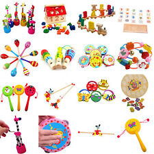 Cute Wooden Toy Baby Kids Children Intellectual Developmental Educational Gifts