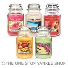 Yankee Candle Large Jar Scented 22oz Variety up to 36% OFF