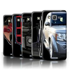 STUFF4 Back Case/Cover/Skin for Samsung Galaxy Grand Prime/4x4 Land Rover