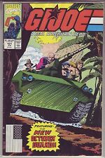 G.I. Joe, A Real American Hero #101 (Jun 1990, Marvel) - VG/F