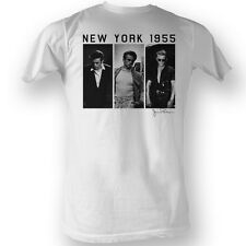 James Dean - Mens James Co T-Shirt In White