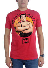 """WWE - Mens Andre """"The Giant"""" Big Deal T-Shirt"""