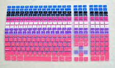Silicone US Keyboard Cover Protector for Apple imac G6 Desktop PC Wired Keyboard