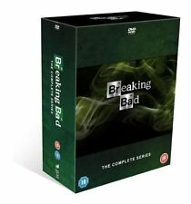 Breaking Bad - Complete Series - DVD Boxset - Season 1-6 - BRAND NEW & SEALED