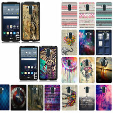 For LG G Stylo LS770 Design Slim Fit Hard Phone Case Cover