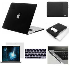 Matte Hard Case Cover + Keyboard Cover For MacBook Air Pro 11 13 15 '' inch 12