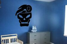 Call of duty style PS3 XBOX 360 TEEN Chambre Vinyle Mur Art Autocollant Sticker 3for2